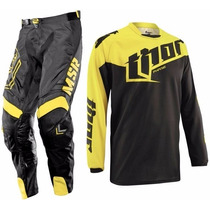 Traje Motocross Answer L-34 Cuatrimoto Enduroatv Atv Rzr