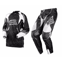 Traje Motocross Answer S-30 Cuatrimoto Enduroatv Atv Rzr