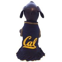 Vestido Para Perro Ncaa California Golden Bears Vestido De