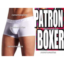 Moldes Patrones Imprimibles De Boxer En Tallas Xxs Al Xxxl