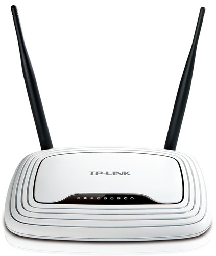 Router Inalambrico Wi-fi 500 Metros Con 2 Antenas Wifi