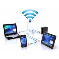 Conexión A Internet Wifi Inalambrico Celular Tablet Pc Free