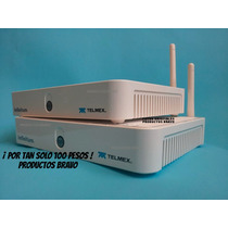 Modem Telmex $100 Pesos Modelo Thomson Tg585v8 Wireless