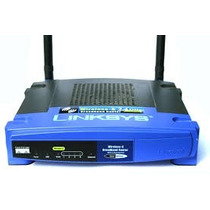 Broadband Router Wireless - G, Wrt54g, Linksys
