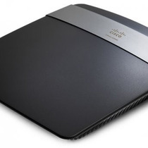 Router Lynksys E2500 802.11n 600mbps Doble Banda 4 Ptos +b+