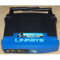Router Marca Linksys Modelo Wrt54gs Con Dd-wrt Instalado