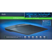 Linksys E1200 N300 Router Linksys Cisco Repetidor Linksys