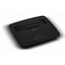 Router Linksys X1000-la Adsl2 N300 Banda 2.4 Ghz +c+
