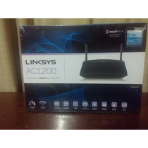 Router Linksys Ac1200 Ea6300 Repetidor De Señal Smart Wifi