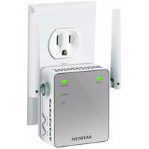 Extensor De Rango De Wi-fi Netgear N300 Ex2700 300 Mbp