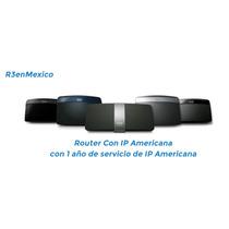 Router Con Ip Americana Hulu Netflix Roku Chromecast