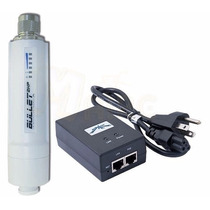 Bullet M2 Hp Con Poe Conectate Redes Wifi 2km Vende Internet