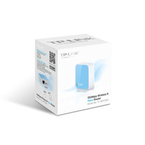 Vv4t Nano Router Inalámbrico Wifi Tp Link Tl-wr702n 150mbps