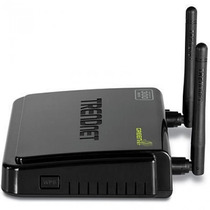 Router Trendnet Inalambrico N A 300mbps Greennet +c+