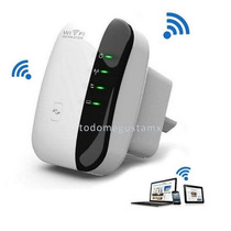Repetidor De Señal Wifi 300mbps Router-access Point Inalambr