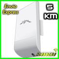 Nanostation Loco M2 Ubiquiti Antena Internet Wifi Cpe 5km