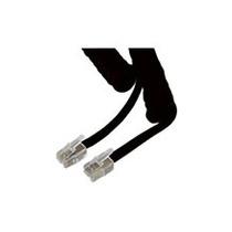 Cable Espiral Telefonico/ Plug A Plug/ Para Auricular/ De 2.