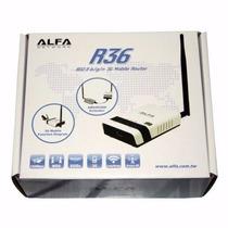Alfa R36 Repetidor Alfa Router