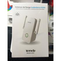 Repetidor Extensor Wifi Tenda 300mbps 2 Antenas El Mejor
