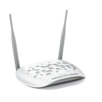Adaptador De Red Pci Tp-link10/100 Mbps,32 Bits Tl-wa801nd