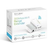 Tp-link 300 Mbps Powerline Extensor De Rango, Tl-wpa4220 Kit