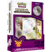 Pokemon Cartas Tcg Mew Mythical Collection 20 Aniversario