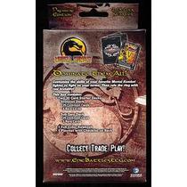 Mortal Kombat Juego De Cartas Coleccionable Envio $99 Pesos
