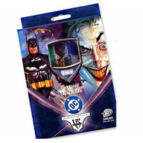 Vs System Batman Vs The Joker Juego De Cartas Coleccionable