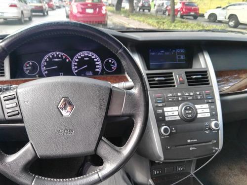Safrane Renault 2009