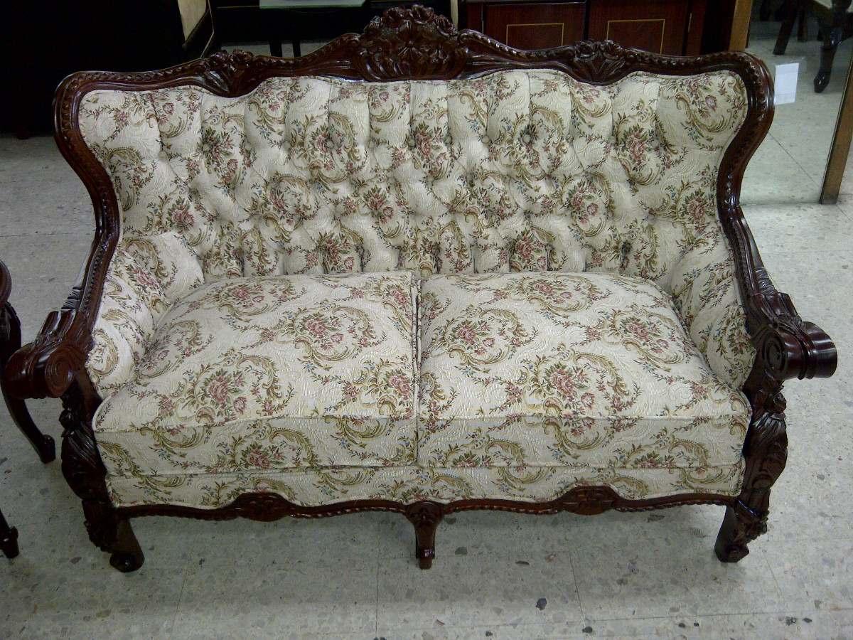 En Cedro Tallada A Mano Muebles Finos  $ 22,15000 en MercadoLibre