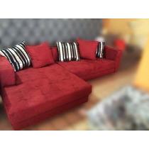 Salas En Esquina, Love Seat, Chaise Lounge, Sala Minimalista