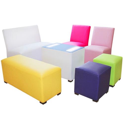 Sala De Estar Para Ninos ~ Salas Lounge, Sala Niños, Kids, Sillón, Mobydec Muebles Maa  $