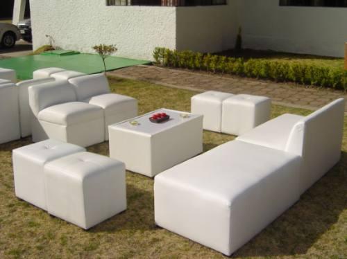 Salas Lounge Toluca Metepec Renta Muebles Para Eventos - Toluca - en Mercado ...