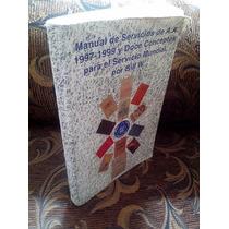 Manual De Servicios De A.a. 1997-1999 Y 12 Conceptos