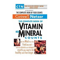 Complete Vitamin And Mineral Counts, Netzer T