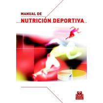 Manual De Nutrición Deportiva Pdf