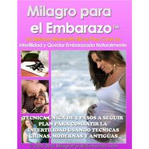 Milagro Para El Embarazo - Completo