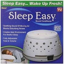 Sleep Easy Sound Acondicionador Blanco Máquina De Ruido