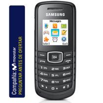 Samsung Keystone Gt-e1085l Básico Radio Fm Sms Organizador