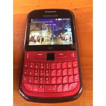 Samsung Gt-s3350 Telcel Con Detalle