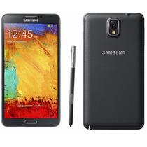 Samsung Galaxy Note 3 Negro 32gb 4g Lte 13mp Nuevo Libre Msi