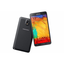 Samsung Galaxy Note 3 Negro 32gb 4g Lte 13mp Envio Grati Msi