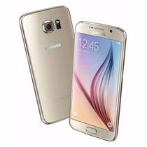 Samsung Galaxy S6 Dorado 32gb+mica+batería+protector