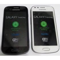 Celuares Samsung Galaxy Trend Plus Gt-s7580 Azul/bco. Nuevos