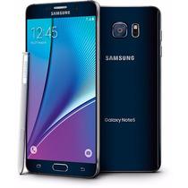 Samsung Galaxy Note 5 32gb Azul +protector+mica+batería