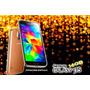 Samsung Galaxy S5 16gb Gold Con Caja Y Accesorios Nuevo