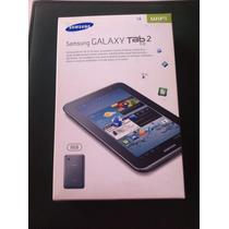 Tableta Samsung Tab2 8gb (solo Se Abrió Para Checarla)