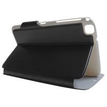 Funda Case Plastico Y Vinipiel Para Samsung Tab 3 8 Seafon