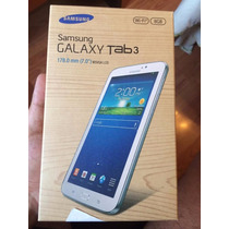 Tablet Samsung Galaxy 3 Wi Fi 8gb