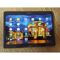 Samgung Galaxy Tab S 10.5 Dorada Marron